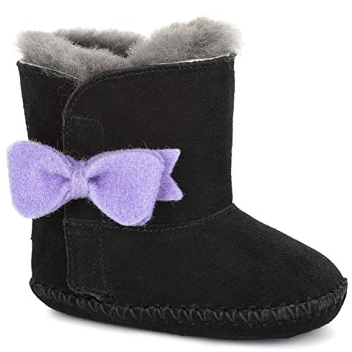 a7fc5c6f65c UGG Kids Baby Girl's Cassie Bow (Infant/Toddler)