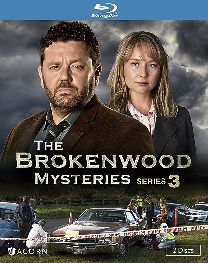 Amazon in: Buy BROKENWOOD MYSTERIES:SERIES 3 DVD, Blu-ray