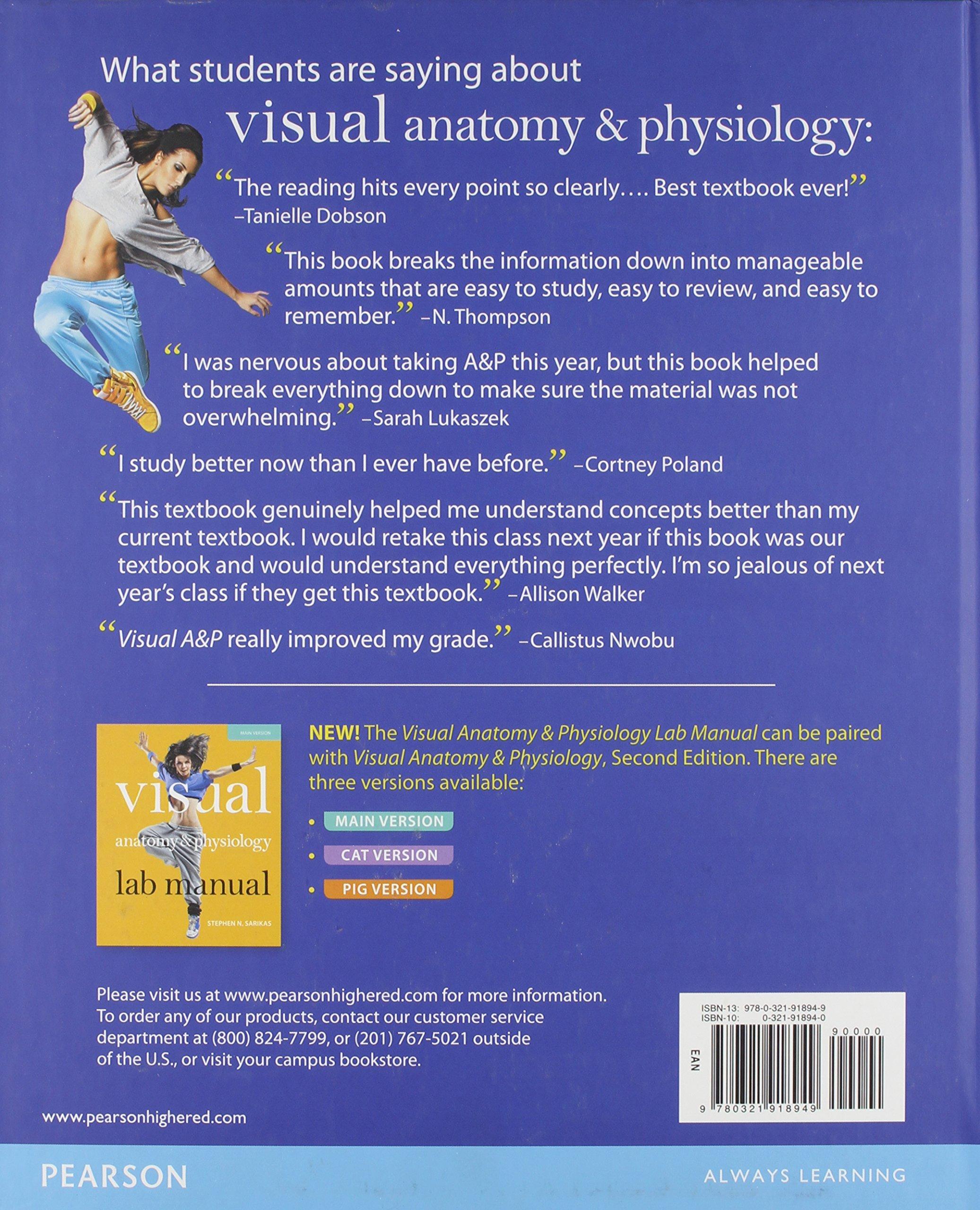 Buy Visual Anatomy & Physiology + Essentials of Anatomy & Physiology ...