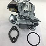 SherryBerg carburettor carby carb fit for Rochester style 1-Barrel Carburetor Fit Chevy GMC V6 Engine 4.1L 250 4.8L 292