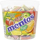 Mini Mentos fruta Mix lata, 1er Pack (120x 10,5g)