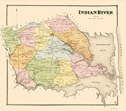 Amazon.com: Old City Map - Indian River Delaware Landowner - Beers on indian home, indian church, indian geography, indian art, indian helmet, india map, indian restaurants, indan map, indian health, indian sports, indian culture, indian transportation, china map, indian city weather, indian clothing, taj mahal site map, indian design, indian city drawing,