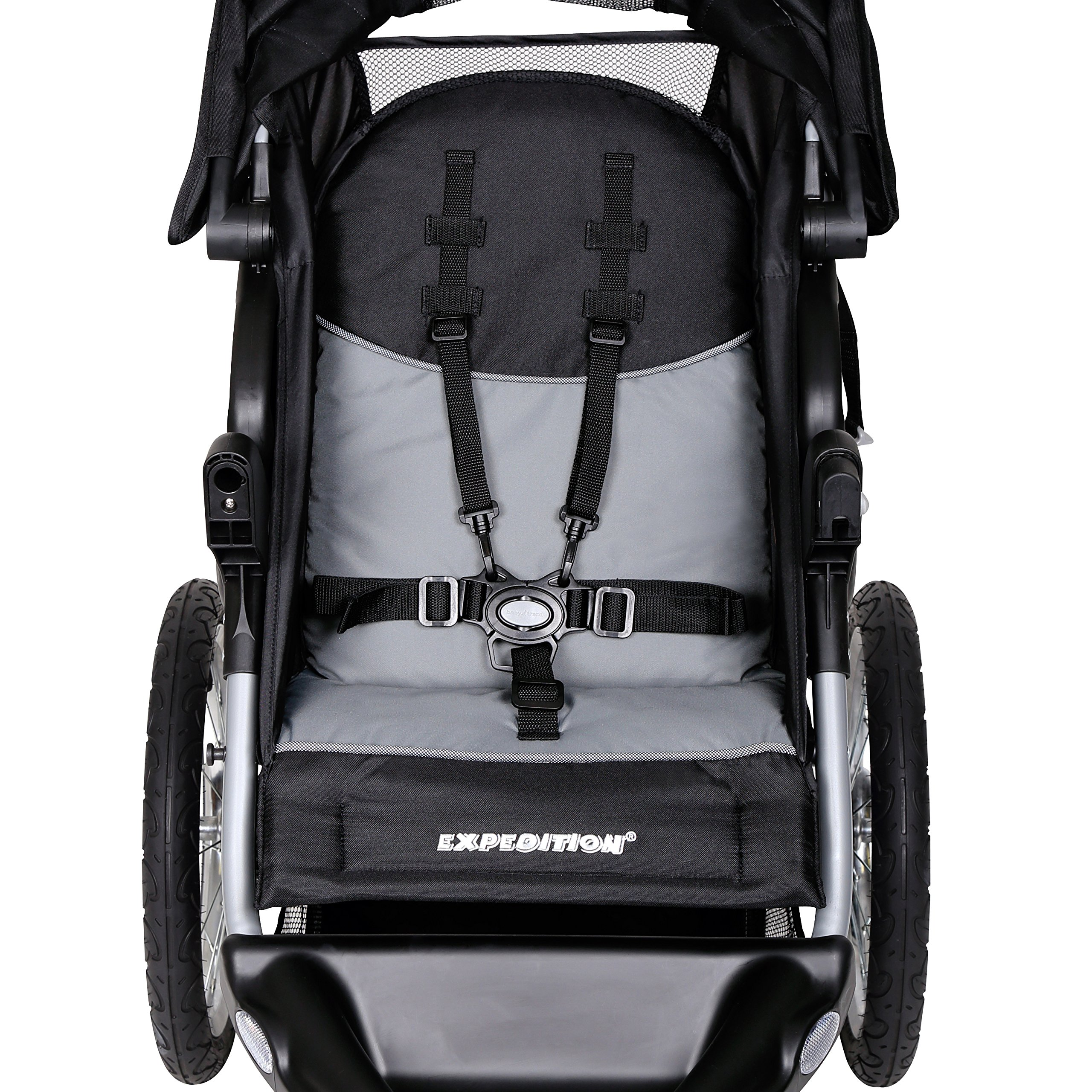 Baby Trend Expedition Jogger Travel System, Millennium White by Baby Trend (Image #7)