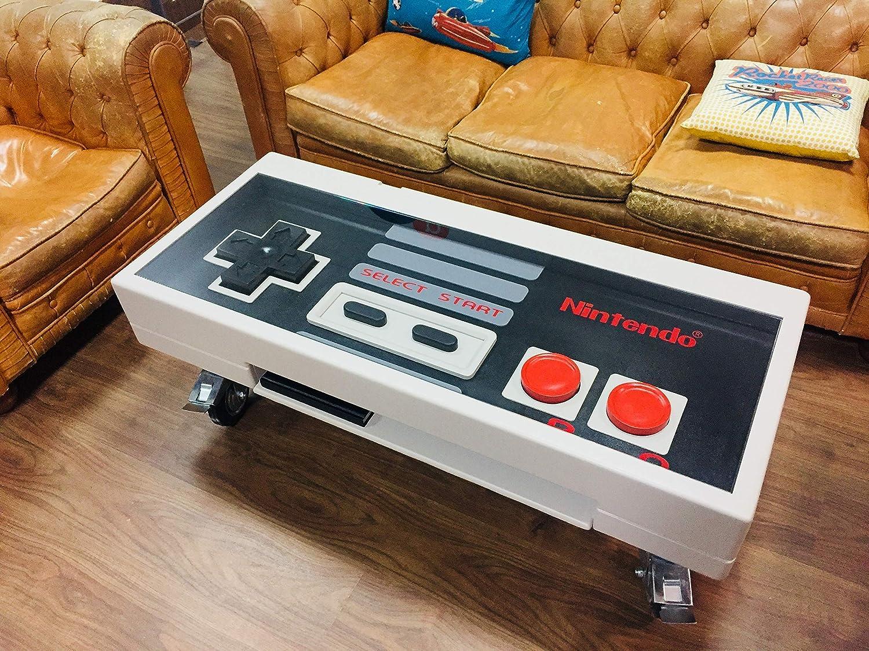 Mesa baja replica Mando Consola NES: Amazon.es: Handmade