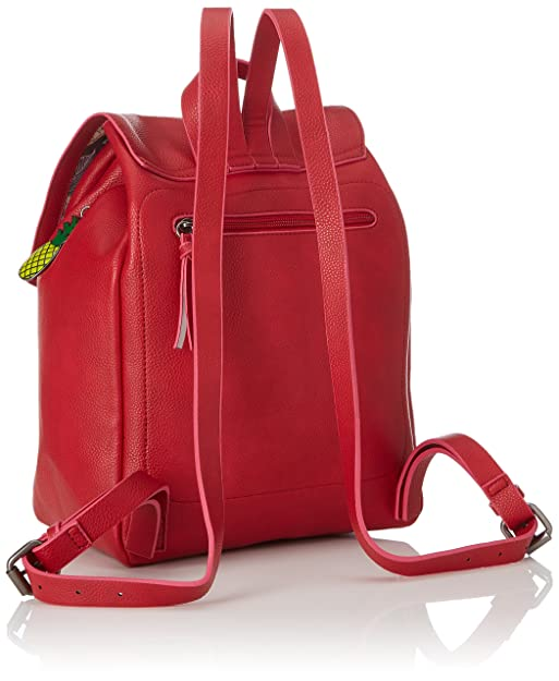 Lorella Backpack, Womens Backpack Handbag, Rot (Red), 14x31x23 cm (B x H T) Tamaris