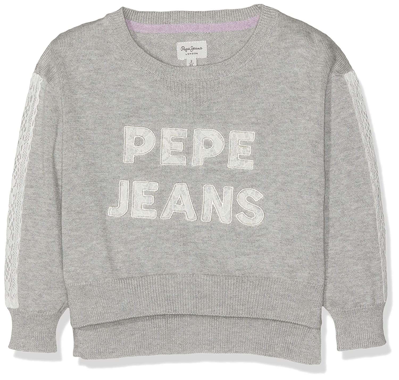 Pepe Jeans M/ädchen Patsie Pullover