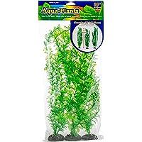 Penn Plax Aqua Plant, Green