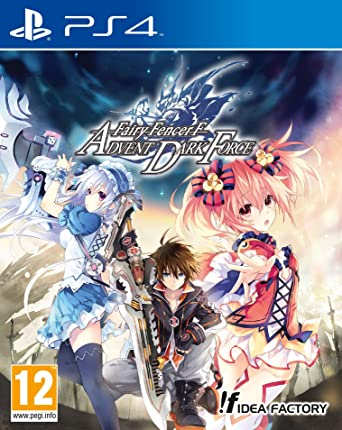 Kết quả hình ảnh cho Fairy Fencer F Advent Dark Force cover ps4