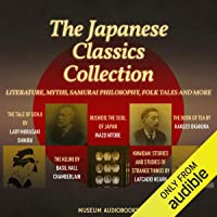 The Japanese Classics Collection: Literature, Myths, Samurai Philosophy, Folk Tales and More: The Tale of Genji, The…
