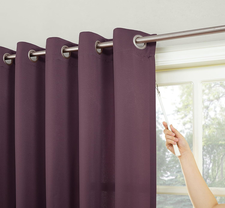 Sun Zero Barrow Extra Wide Energy Efficient Sliding Patio Door