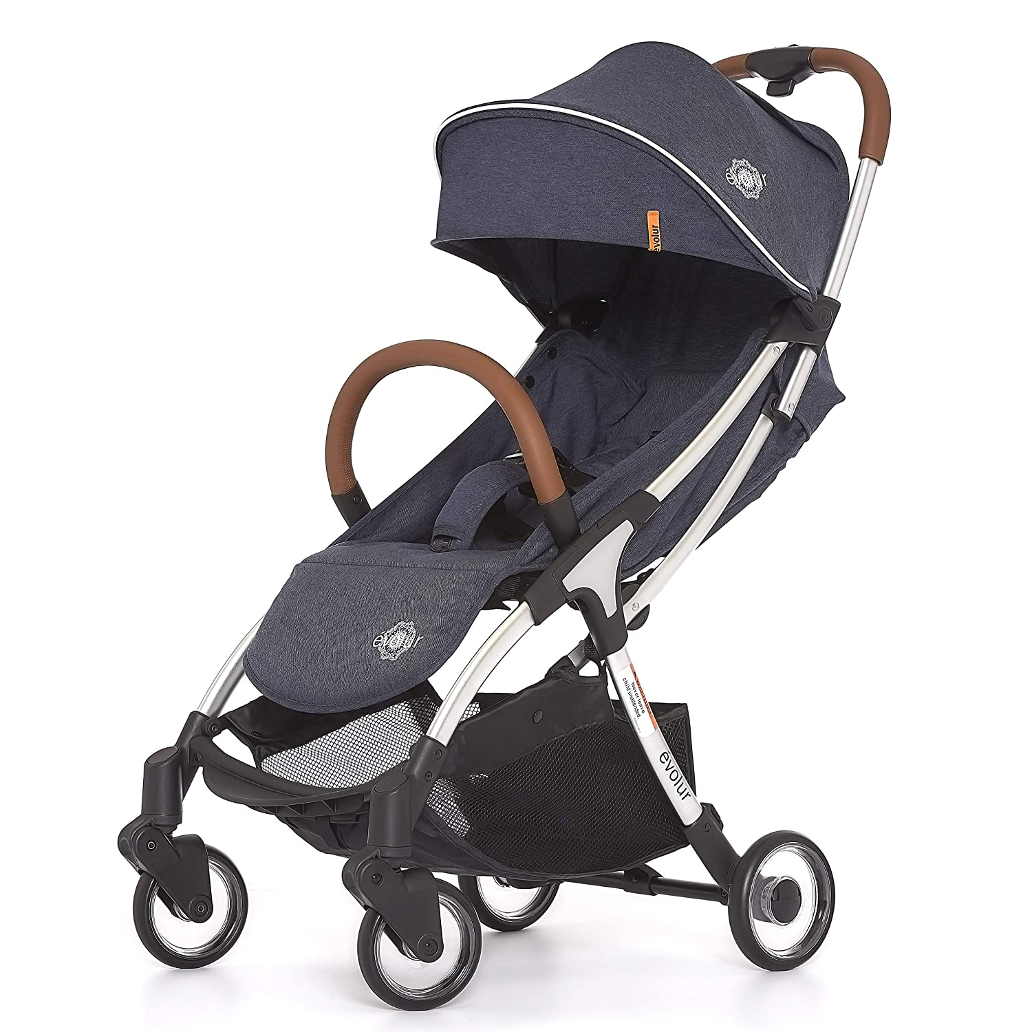 Evolur Vogue Stroller, Denim
