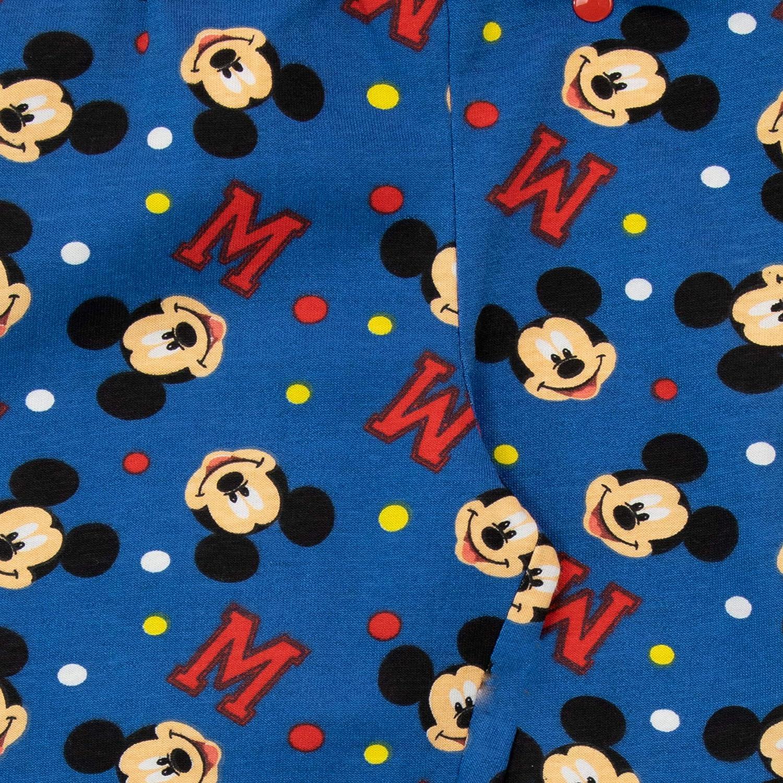 Disney Boys Mickey Mouse Pluto and Donald Duck Pyjamas