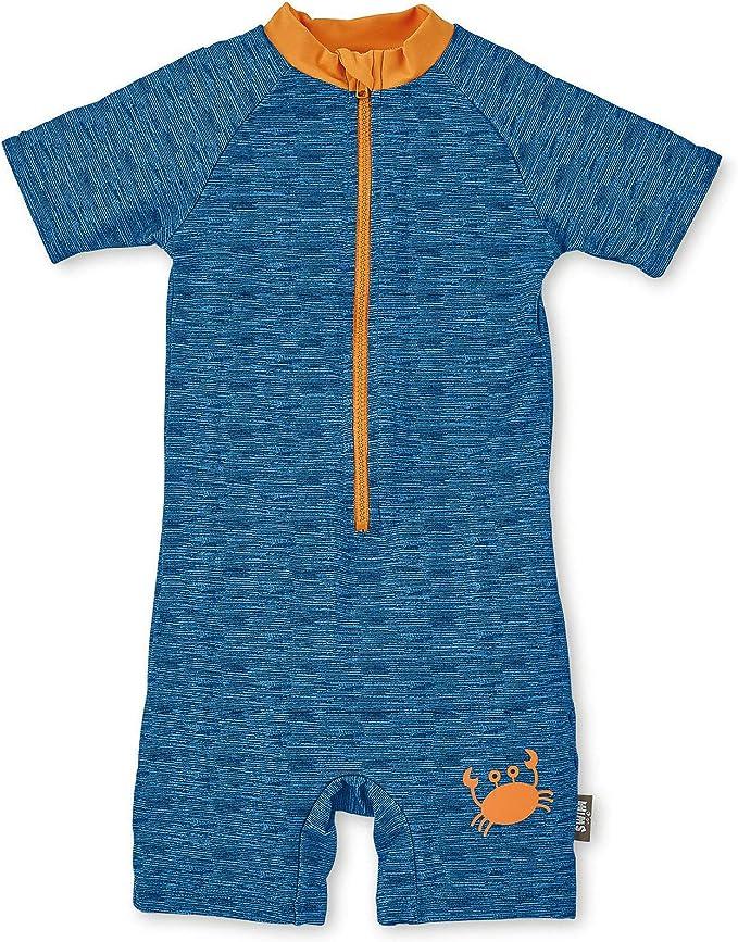 1 Teile UPF50 Zoggs Für Strand Blau Zoggy Kinder Sonnenschutz Anzug
