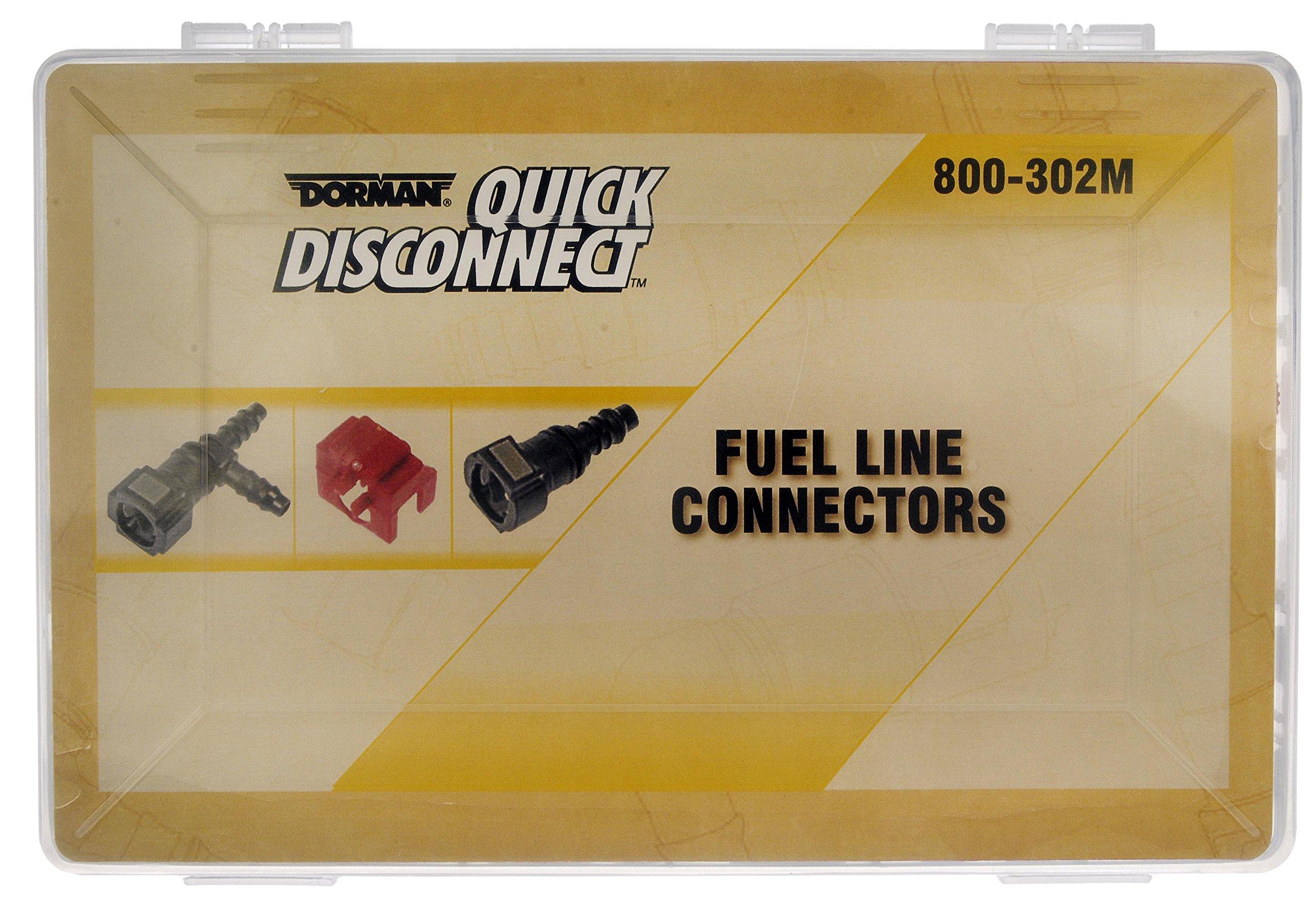 Dorman 800-302M Metric Fuel Connector Tech Tray, 37 Piece by Dorman (Image #3)