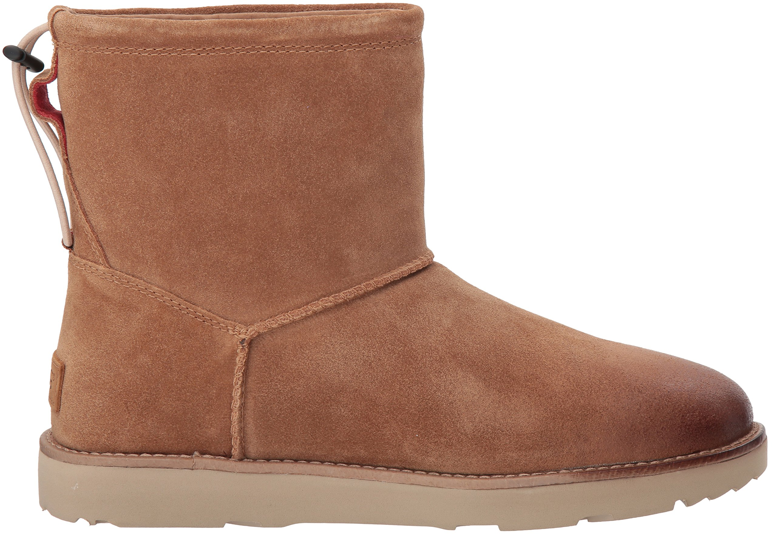 UGG Men's Classic Toggle Waterproof Winter Boot, Chestnut, 11 M US by UGG (Image #7)