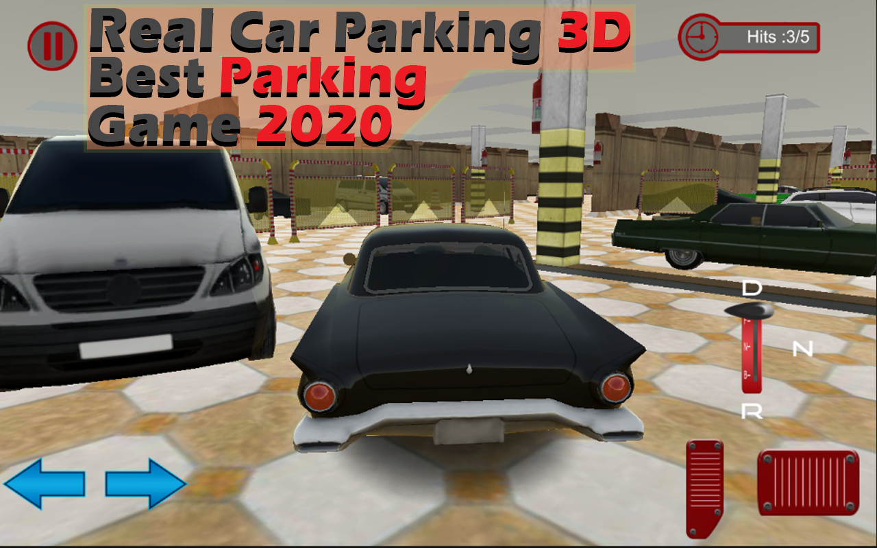 Amazon Com Real Car Parking 3d Best Parking Game 2020 Appstore For Android
