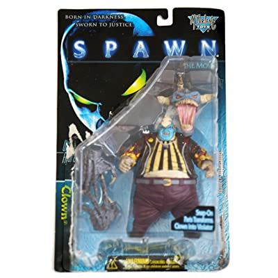 Spawn The Movie - Clown Ultra-Action figure: Toys & Games