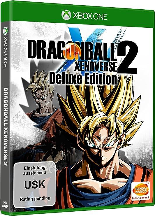 Dragon Ball Xenoverse 2 - Deluxe Edition [Importación Alemana ...