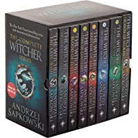 The Witcher Boxed Set: The Last Wish, Sword of Destiny, Blood of Elves, Time of Contempt, Baptism of Fire, The Tower of…