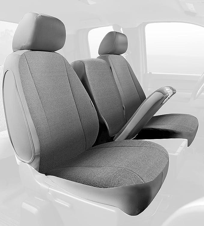 Fia TRS49-38 BLACK TRS40 Solid Wrangler Solid Black Seat Cover Front Split Seat 40//20//40//Saddle Blanket