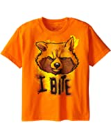 Marvel Boys' Guardians of the Galaxy I Bite T-Shirt