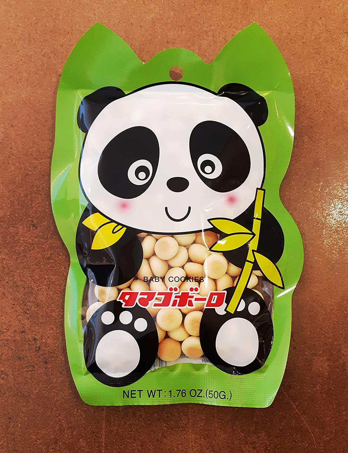 Japan SNT Panda Bag Baby Boro Cookies SNT Japan