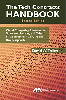 Amazon a practical guide to software licensing for licensees the tech contracts handbook cloud computing agreements software licenses and other it contracts fandeluxe Images