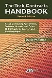 The Tech Contracts Handbook: Cloud Computing