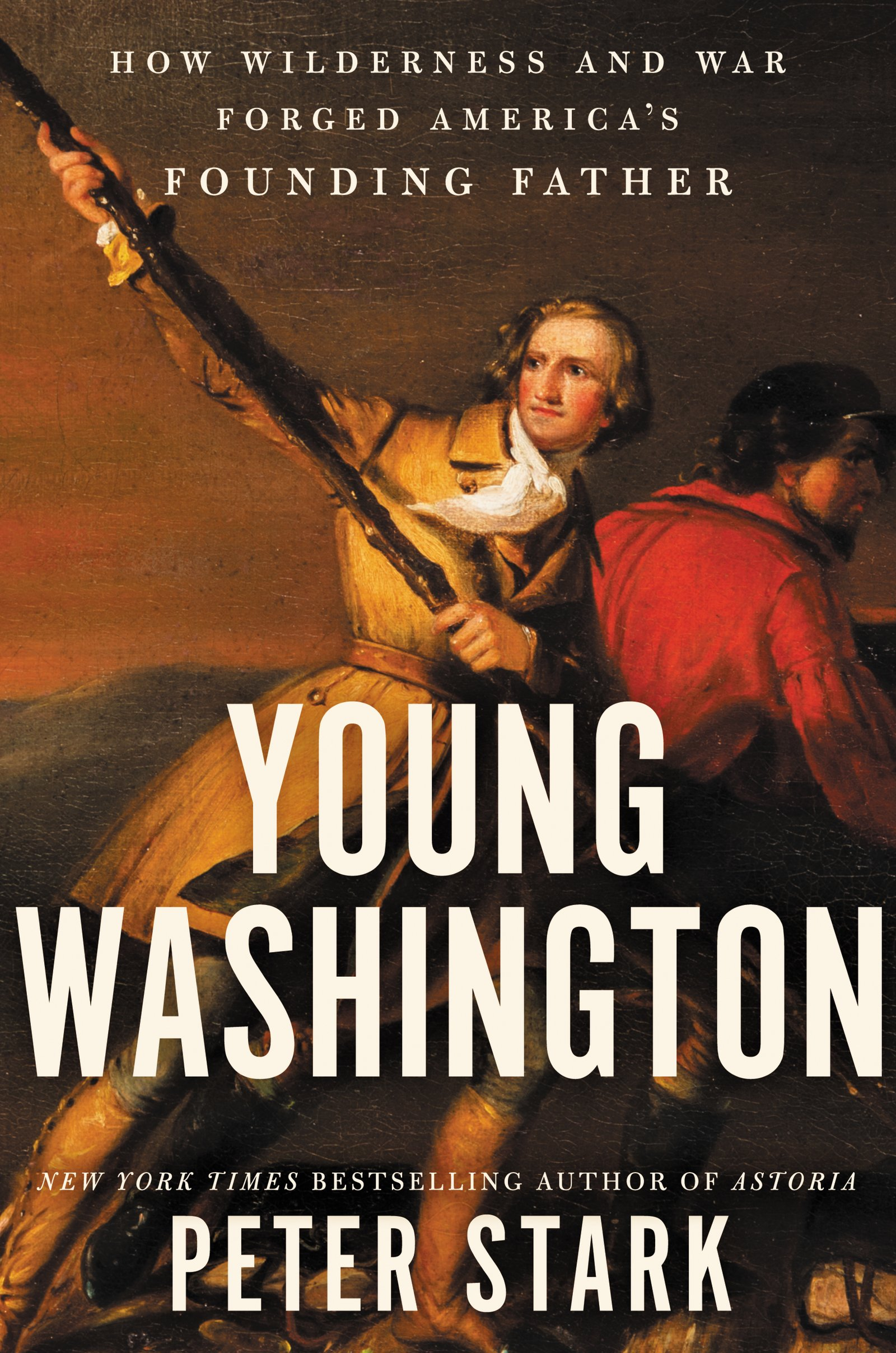 Image result for young washington peter stark