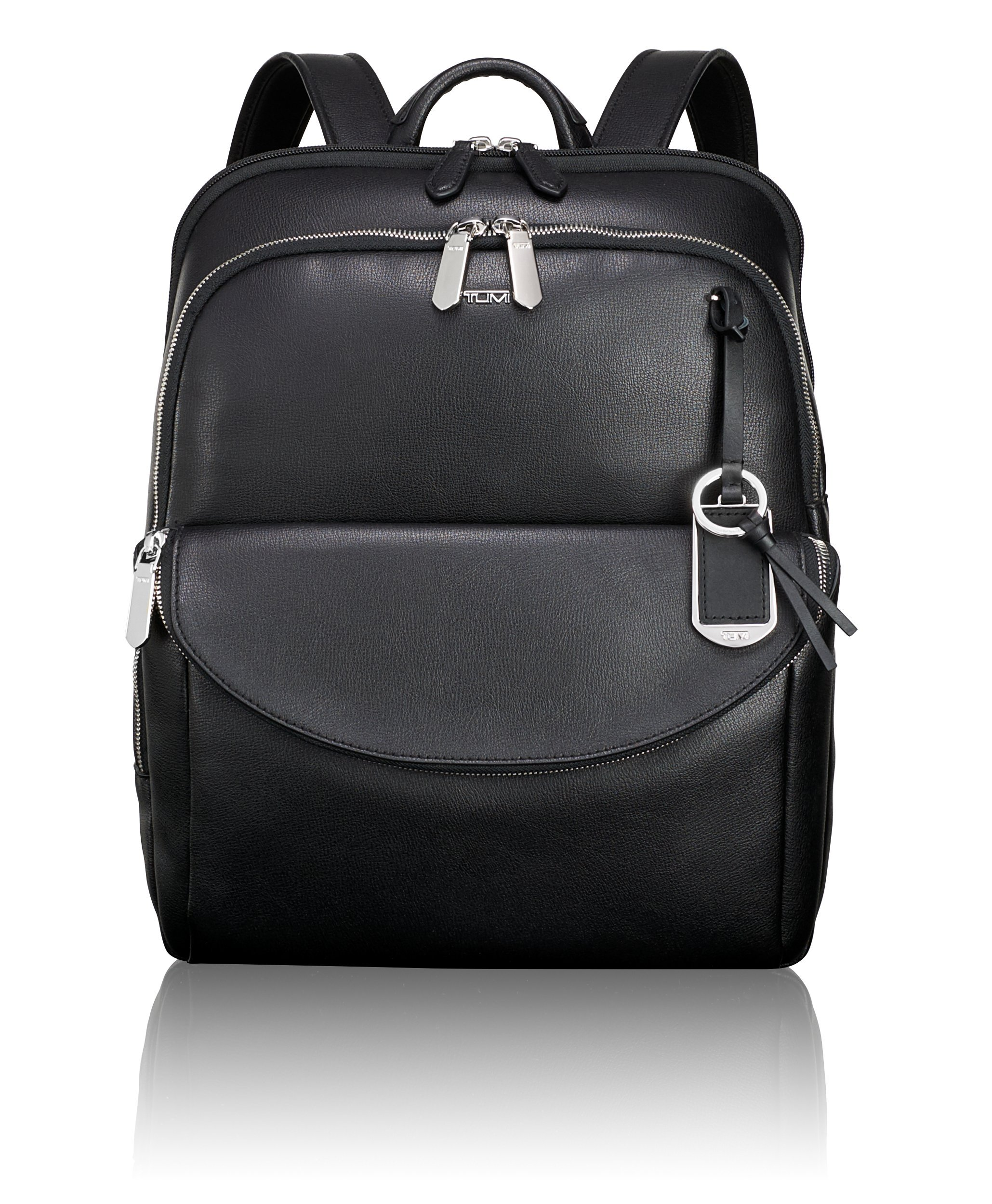 Tumi Women's Stanton Hettie Laptop Backpack, Black, One Size