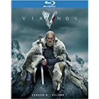 Vikings Season 6: Vol. 1 [Blu-ray]