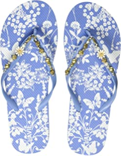 095c91858946 Lavie Women s Nautical Flip-Flops  Buy Online at Low Prices in India ...
