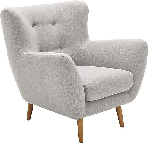 Amazon Brand Rivet Isabelle Mid-Century Modern Living Room Chair