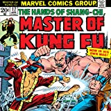 Master of Kung fu (1974-1983) (Issues) (44 Book Series)