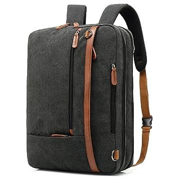 Coolbell bolso bandolera bandolera para Tablet en lienzo bolsa de ordenador portátil impermeable Business Bolsa Messager
