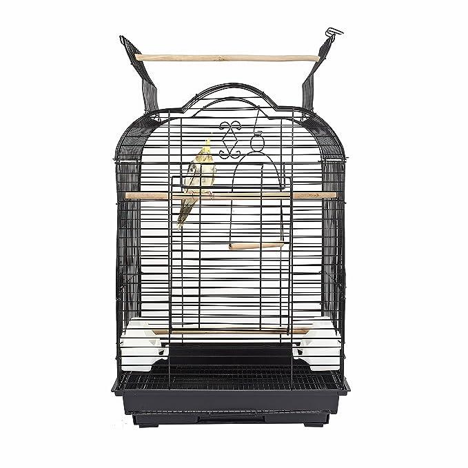 Fun Arizona - Jaula para pájaros: Amazon.es: Productos para mascotas