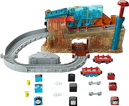 Train Maker Playset Create and Build Thomas /& Friends Take-N-Play DMV91