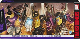 Transformers Platinum Series Number 1 Insecticons Figure Set