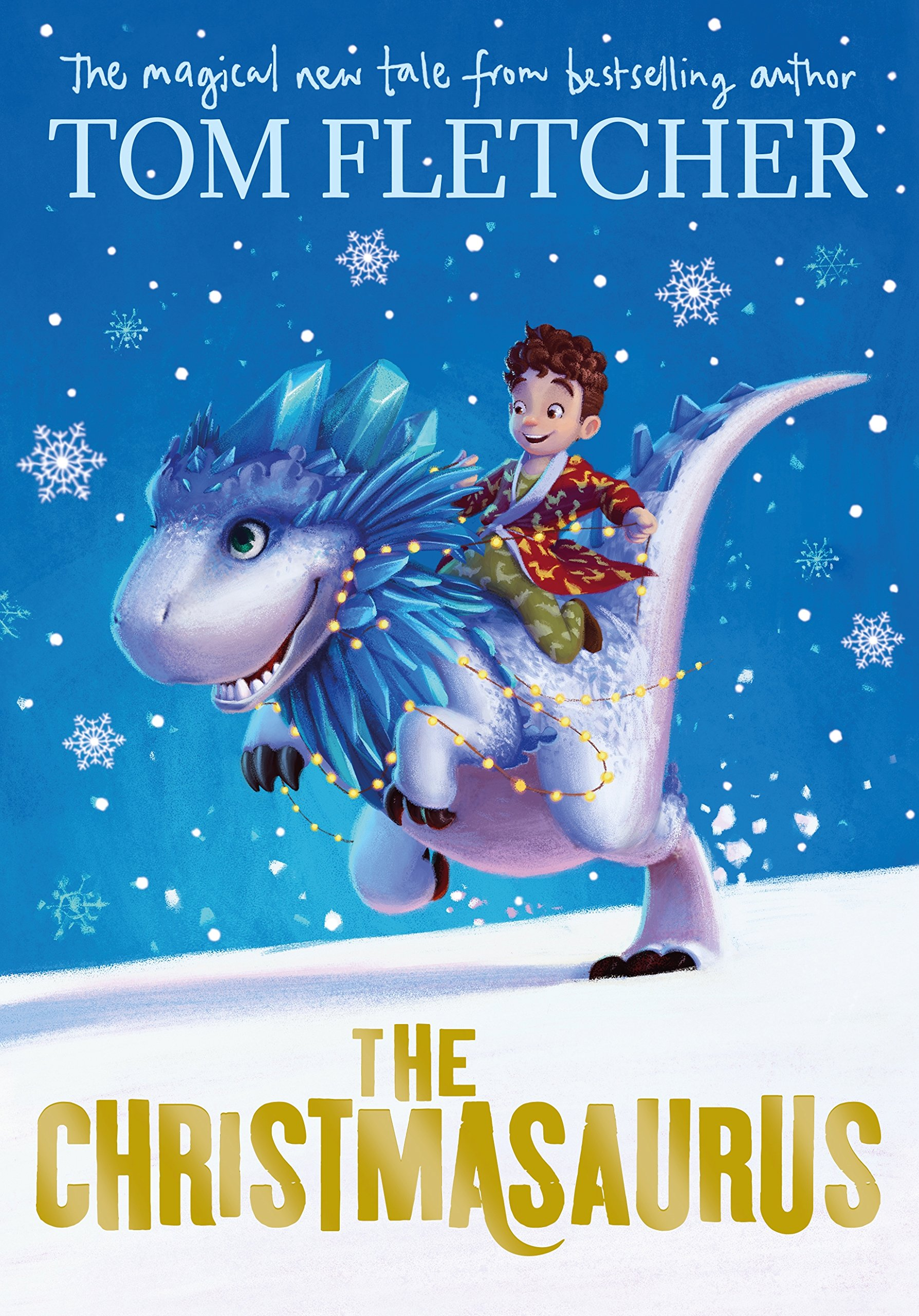 The Christmasaurus (English Edition)