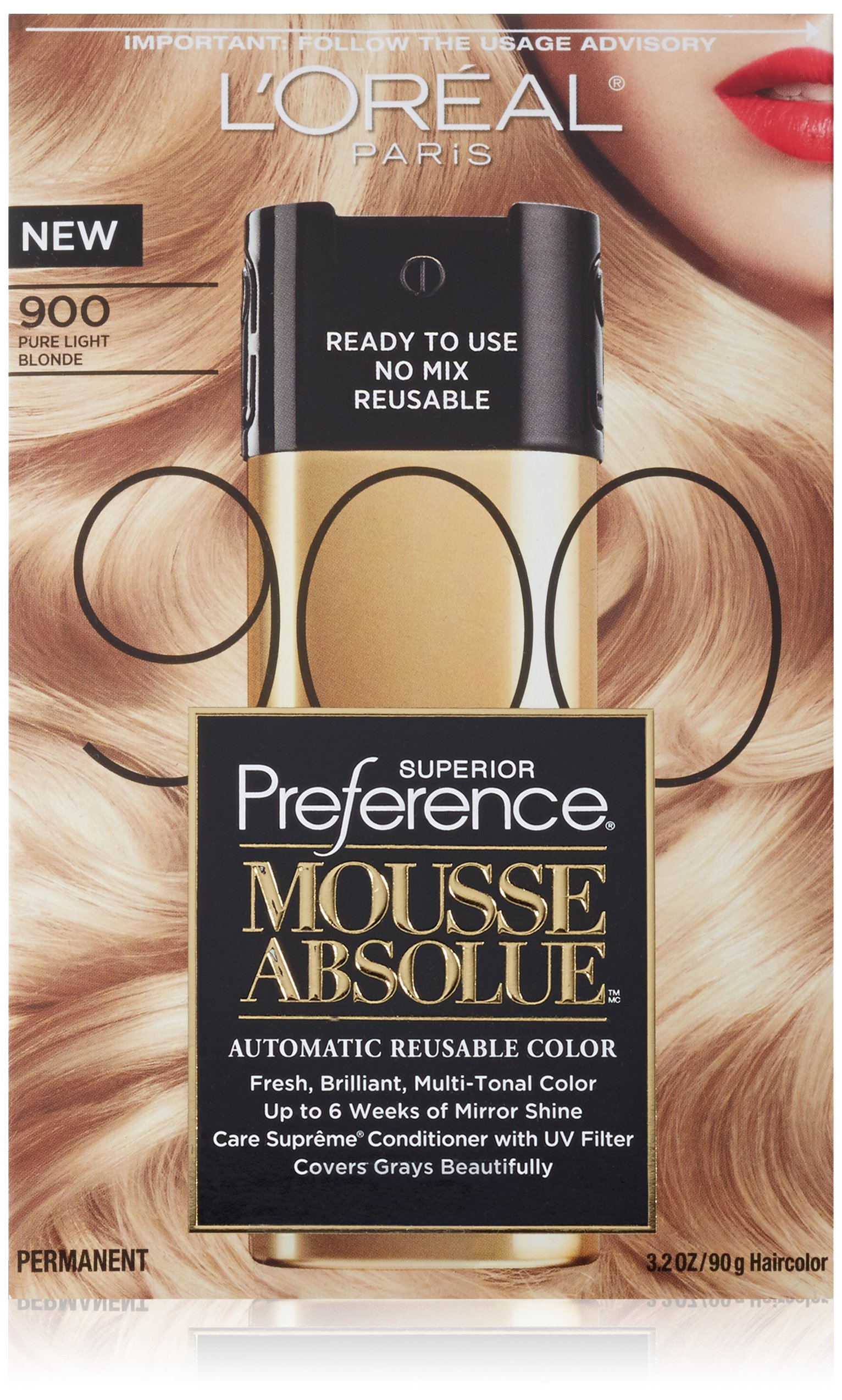 Amazon Loreal Paris Superior Preference Mousse Absolue 1021