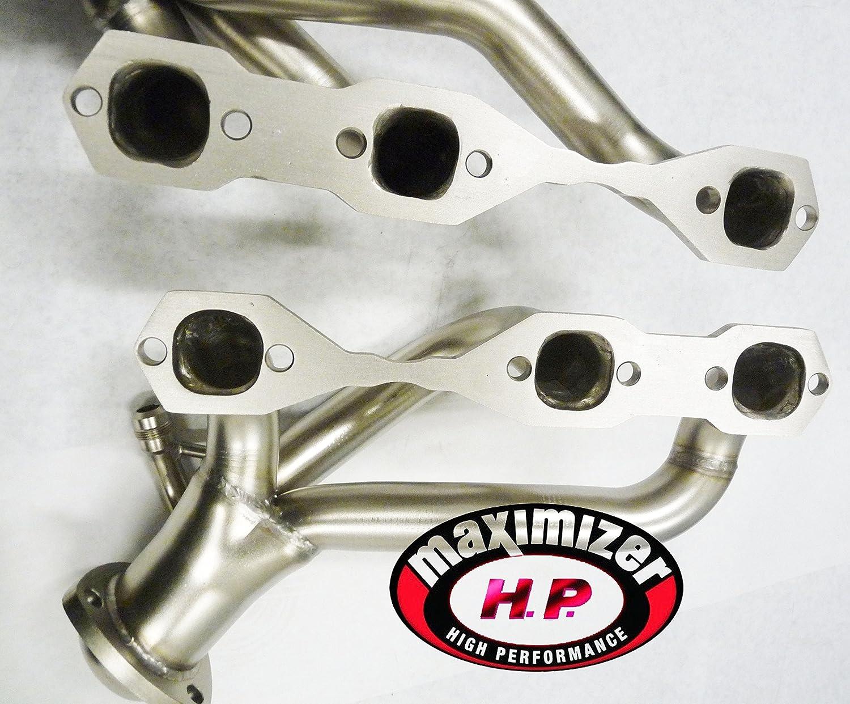 Maximizer Exhaust Header Manifold 96-01 Sonoma S10 4.3L 2WD