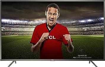 TCL u65p6046 televisor (Ultra HD, HDR10, sintonizador triple ...