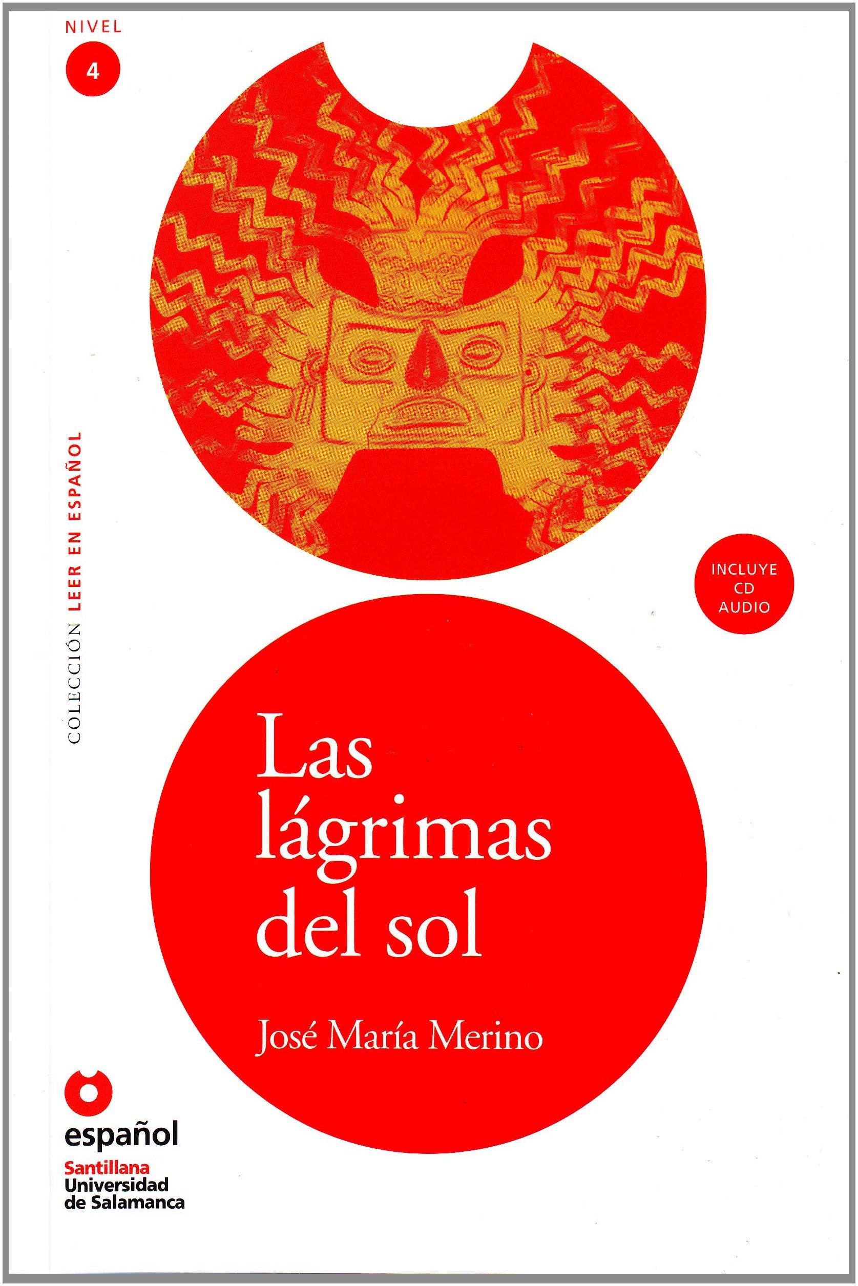 Las Lagrimas del Sol (CD)(Adaptacin) (Leer en espanol Level 4)