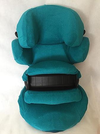 Sommerbezug Schonbezug Frottee für Kiddy Cruiserfix 3 NEU grün