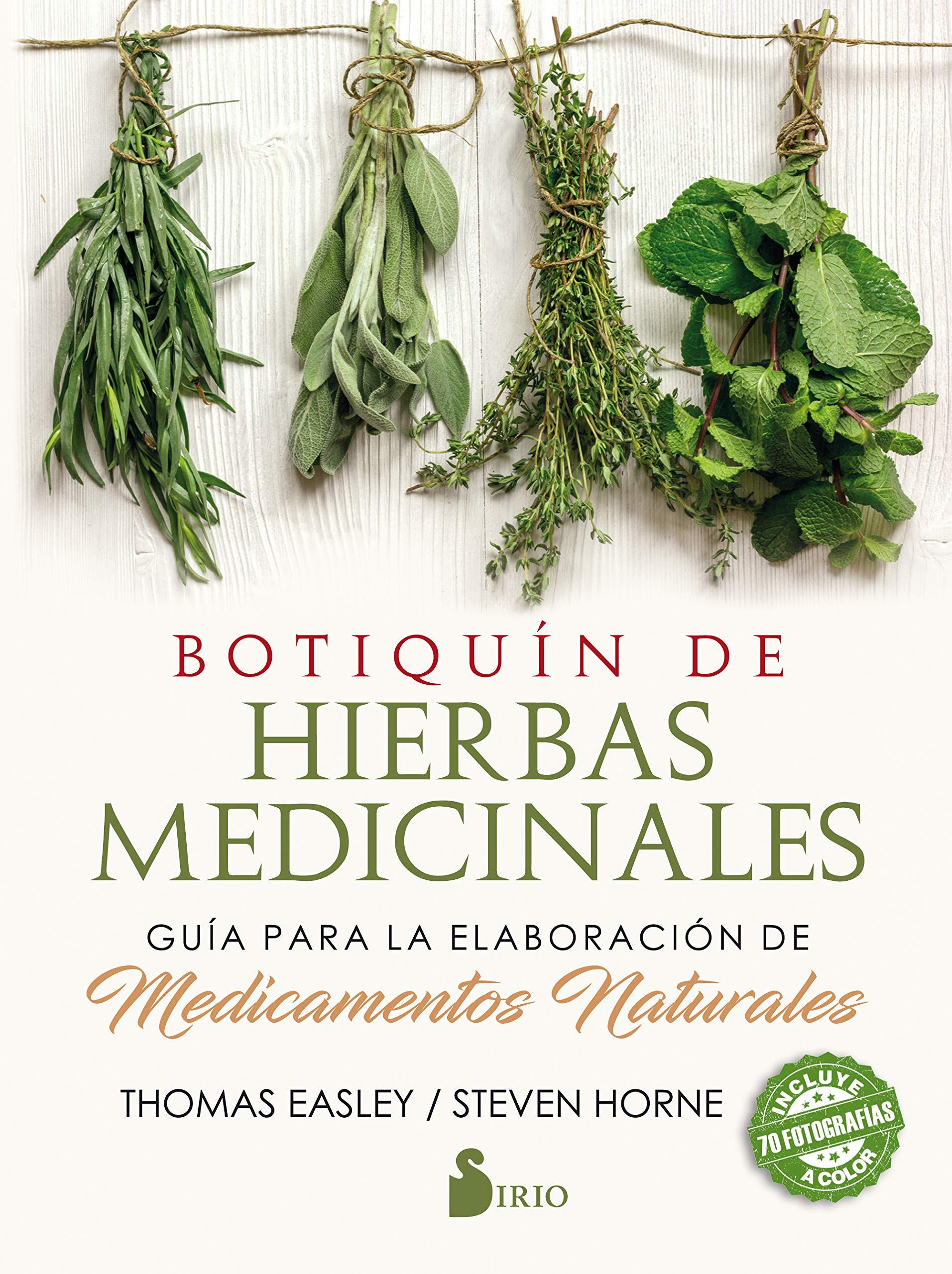 Botiquín de hierbas medicinales: Amazon.es: Easley, Thomas, Home, Steven, Perrella, Loto: Libros
