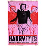 Harry Styles Live on Tour Barcelona Poster Print Wall Decor Gift