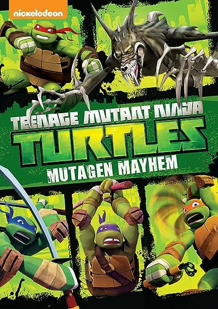 Amazon.com: Teenage Mutant Ninja Turtles: Mutagen Mayhem ...