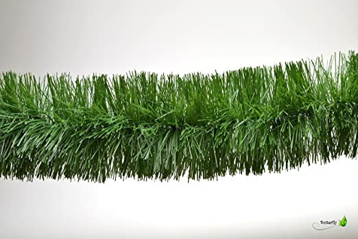 Tannen Girlande Dekoration Weihnachten grün Weihnachtsgirlande Festzeltgirlande