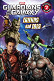 Marvel's Guardians of the Galaxy: Friends and Foes (Passport to Reading Level 2)