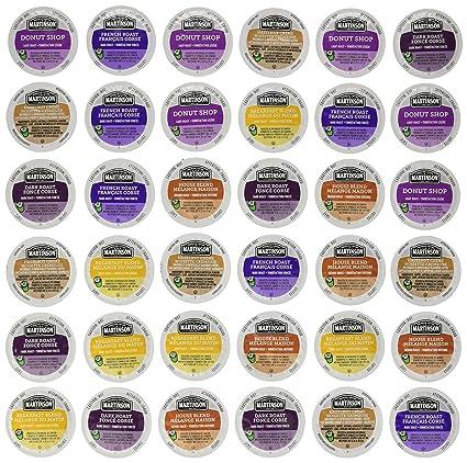 Cápsulas de café Martinson para cafeteras ...